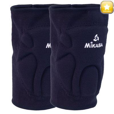 Pair of knee pads, black