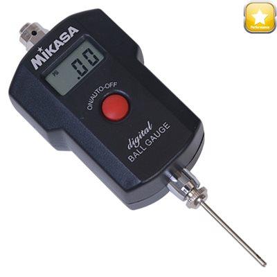 Digital air pressure ball gauge