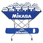 Mikasa collapsible hammock ball cart, royal