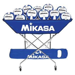 Mikasa collapsible hammock ball cart
