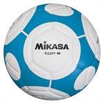 MIKASA INDOOR SOCCER BALL, #2, BLUE  /  WHITE