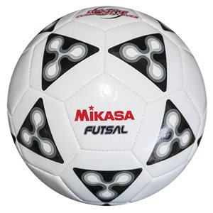 Ballon de futsal, #4, blanc