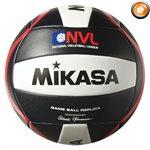 Réplique du ballon officiel NVL, noir / blanc