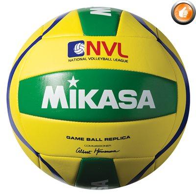 Réplique du ballon officiel NVL, jaune / vert