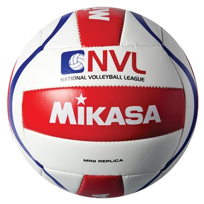 Mini réplique du ballon de volleyball NVL