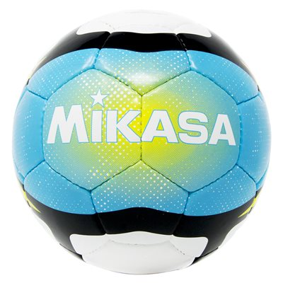 Cushioned cover soccer ball