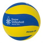 Official FIVB snow volleyball