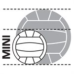 Mini replica of the 2020 Olympic Games ball