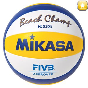 MIKASA VXS-BA Beach Attack FIVB Official Beach Volleyball
