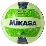 Ballon de volleyball de plage fluorescent