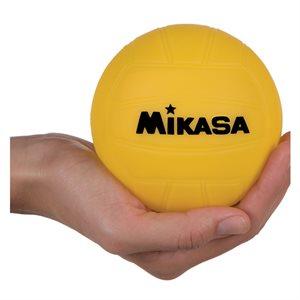 Ballon promotionnel de water-polo, #4, jaune