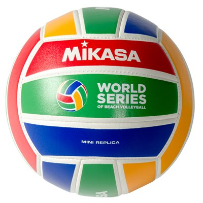 Mini replica of the WSOBV official ball